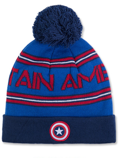Marvel Avengers Bonnet American Captain