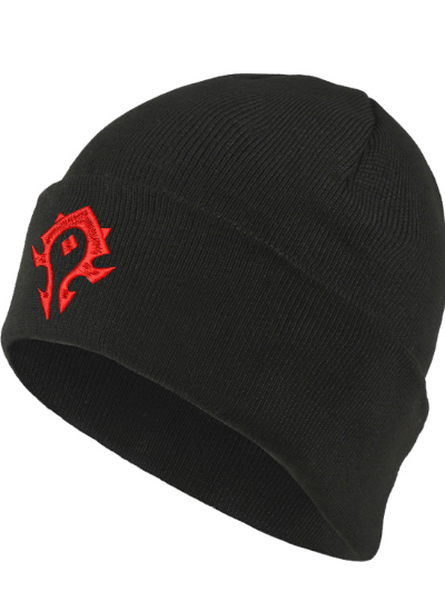 World Of Warcraft Logo Chapeau Homme, bonnet